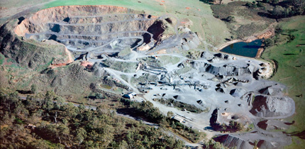 Moree Quarries